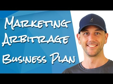 Marketing Arbitrage Business Plan - Make Money Fast By Selling WordPress & Marketing Services