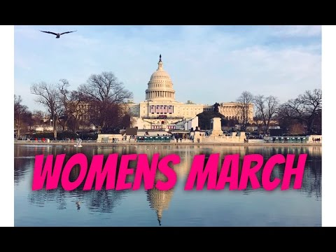 Womens March Washington D.C.