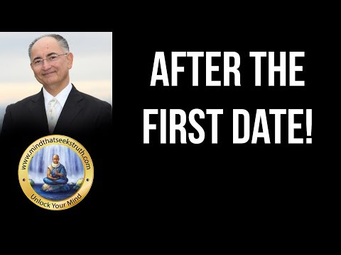 After The First Date!  Q & A Live Talk # 154