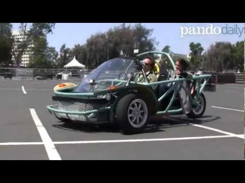 PandoList: Maker Faire Sneak Peek At Switch The Electric Car