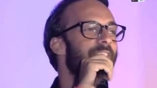Othmane Mouline, Tsunami Et 5 Stars  @ Cérémonie Méditel Morocco Music Awards 2016