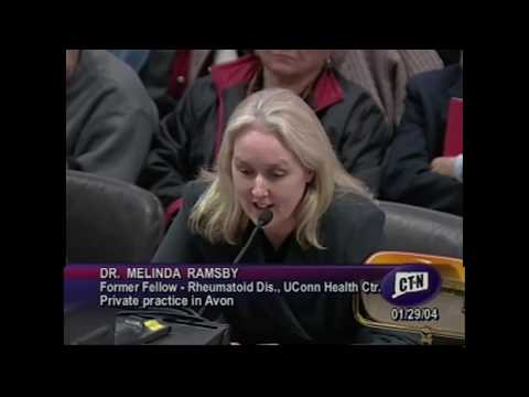 CDC on Lyme Disease: Public hearings on Lyme disease conducted in Connecticut - 29-01-2004