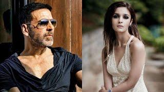 Akshay Kumar TO ROMANCE With Alia Bhatt    #Gossips    Bollywood Movies News 2016