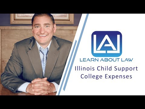 Illinois Child Support and College Expenses