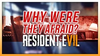 RESIDENT EVIL 7 -The Bakers Before They Were Infected, IS THIS REAL?? Part 1