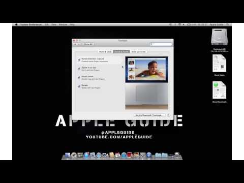 How to Change The Scroll Direction in Mac OS X