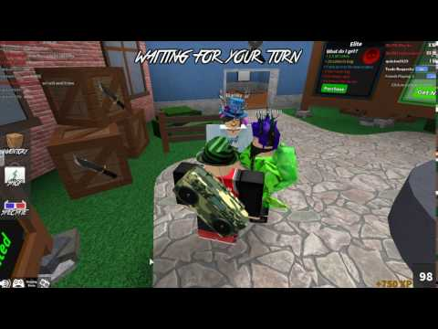 PART 2 - TRADING ROBUX FOR OLD GLORY!!!!!