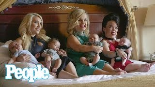 The Little Women: L.A. Cast Gives Some of the Best Parenting Advice Ever | People