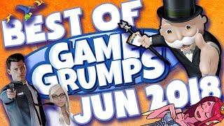 BEST OF Game Grumps - June 2018