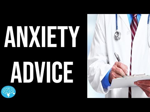 Anxiety Advice From A Mental Health Doctor