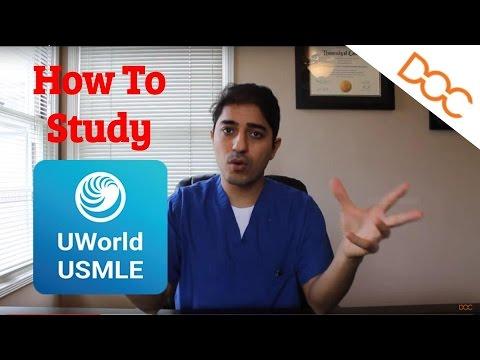 How to Study UWorld USMLE