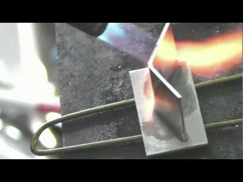 Aluminum Welding at 600 Degrees, With Any Torch