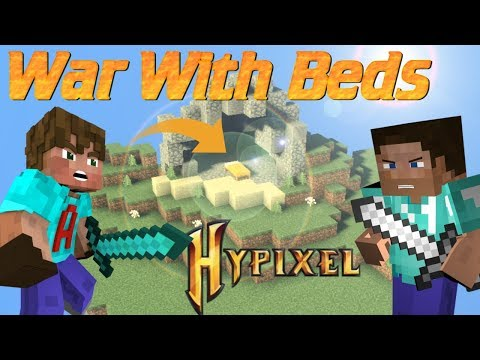 Minecraft: How NOT To Play Bedwars in a Hypixel Party | Minecraft PvP Bedwars Lets Play | Oh Dear