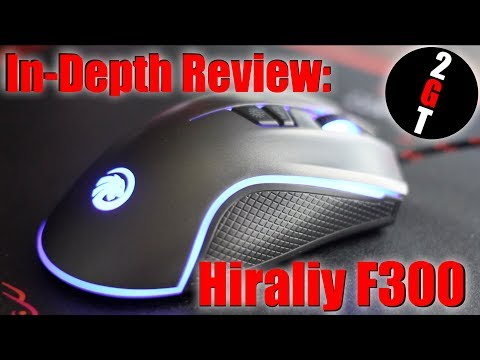 Cheap Gaming Mouse Review: Hiraliy F300
