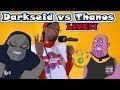 Darkseid Vs Thanos Live Cartoon Beatbox Battles