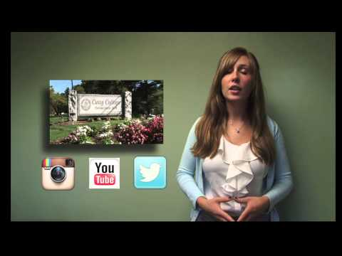 Example of a Video Resume: Featuring Curry College Student: Tanya Williams