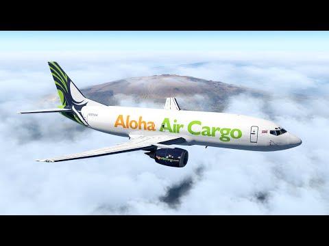 Xxx Mp4 XP11 PHTO Hilo PHNL Honolulu IXEG 737 300 Mahalo Aloha Cargo Part 3 3gp Sex