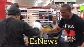 Download Gervonta Davis 21-0 20 KOs Hardest Hitting Boxer In World - esnews boxing Video
