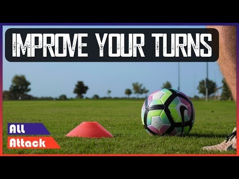 How to Improve Your Turns in Football | 30 Day Training