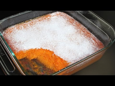 Carrot Souffle with Michael's Home Cooking