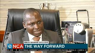 Exclusive | Maimane speaks on political future