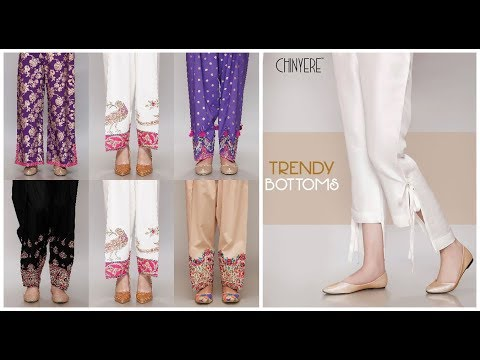 Chinyere trouser shalwar collection 2018