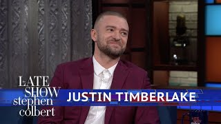 Justin Timberlake Shared A Trailer With Kate Winslet