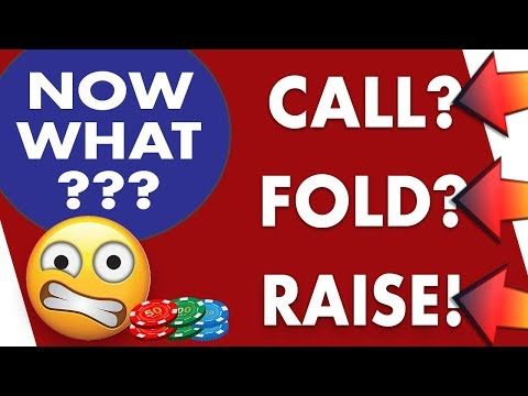 How Would YOU PLAY This Crazy Hand! (Tournament Poker Strategy)