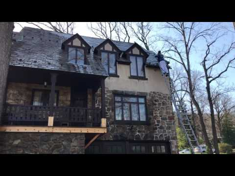 Slate Roof Cleaning in Reading PA 717-324-4208