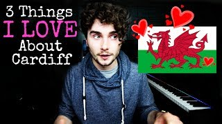 Download 3 Things I LOVE About Living in Cardiff Video