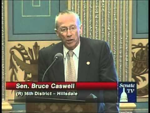 SENATOR CASWELL ADDRESSES THE SENATE ON LEGISLATION WHICH WILL EXTEND UNEMPLOYMENT BENEFITS