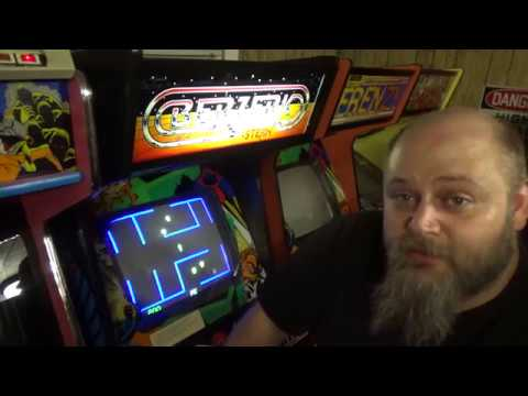 A day in the life of an arcade collector
