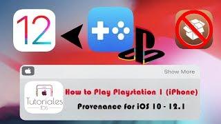 NEW Provenance Emulator - PlayStation - FIX Missing BIOS