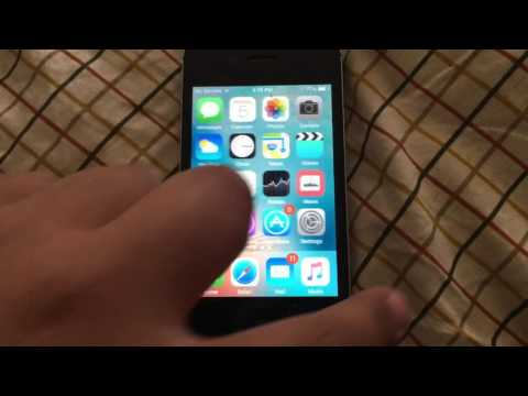 How to make your iPhone 4/4s look like it's on iOS 10