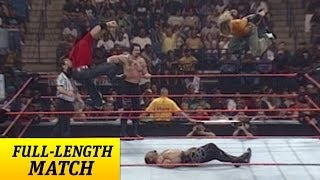 FULL-LENGTH MATCH - Raw - APA vs. The Hardy Boyz - World Tag Team Title Match