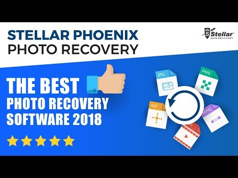 Stellar Phoenix Photo Recovery The Best Photo Recovery Software 2018