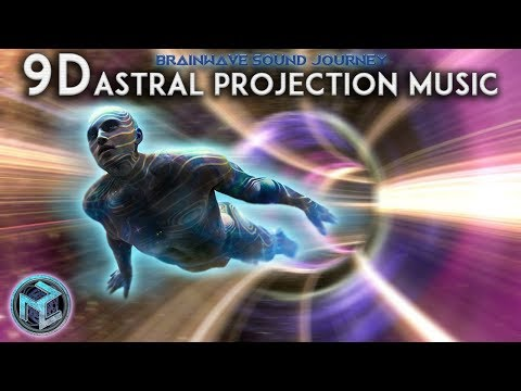 POWER AUDIO FOR ASTRAL PROJECTION MEDITATION | OUT OF BODY EXPERIENCE: Binaural Beats Meditation