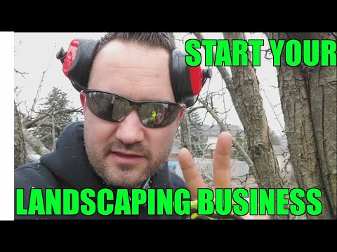 This is the Time to Start Your Own Lawn or Landscaping Business