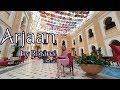 ОБЗОР ОТЕЛЯ ARJAAN BY ROTANA Dubai media city 4*