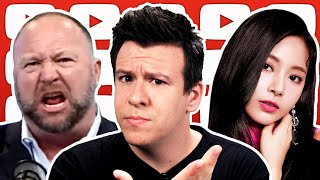 Please Don't Cancel Me For This, Alex Jones, Armed Lockdown Protesters, Food Supply Problem, & More