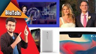Nokia 6 2018,OnePlus 6,CryptoCurrency banned,Ministry Database,Facebook Apology | #BilalTalks 61