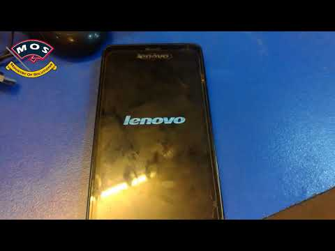 Lenovo K860i Recovery not working, How to reset