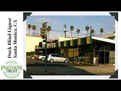 Los Angeles Lifestyle: Duck Blind Liquor, Santa Monica | Things to Do in LA | Partners Trust