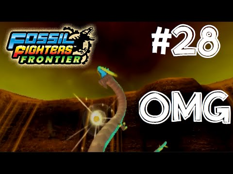 Fossil Fighters: Frontier Nintendo 3DS SO ANNOYING! Walkthrough/Gameplay Part 28 English!