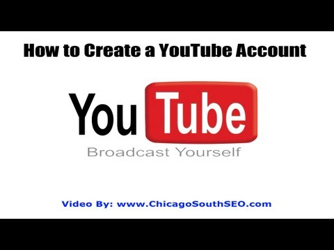 How to Create YouTube Account & YouTube Channel for Your Business