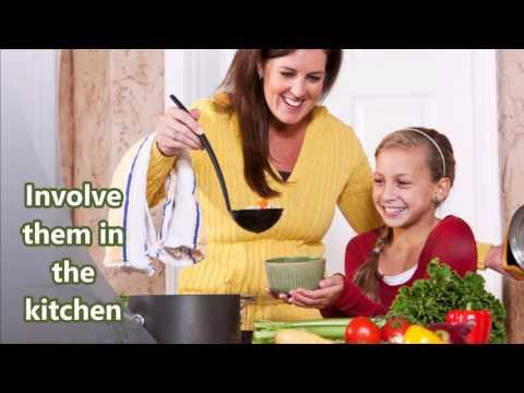 Kids Eating More Fruits and Veggies