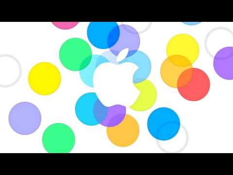 September Apple Event Today- iOS 7, iPhone 5S/5C