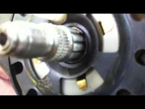 73-91 GM Truck Column Teardown 2 - Locking Plate/Cancelling Cam/Turn SIgnal Switch