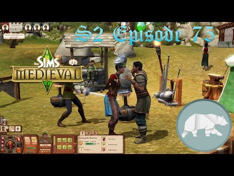 The Sims Medieval - Season 2 - Episode 75 - War Games - Part 3