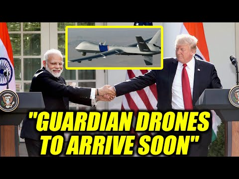 Modi-Trump meet : US issues Guardian drone export license for India | Oneindia News